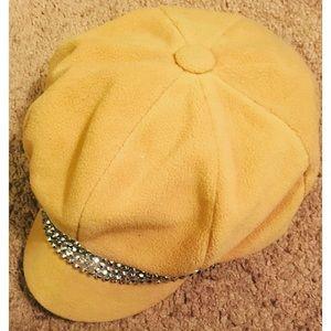 Womens Newsboy 8 Panel Gatsby Apple Cabbie Hat